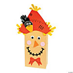 Scarecrow Bag Craft Kit