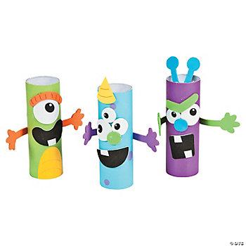 Monster Treat Holder Craft Kit
