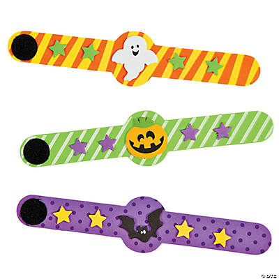 Halloween Bracelet Craft Kit
