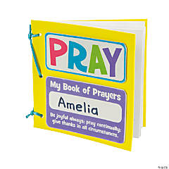 My Book of Prayers Craft Kit