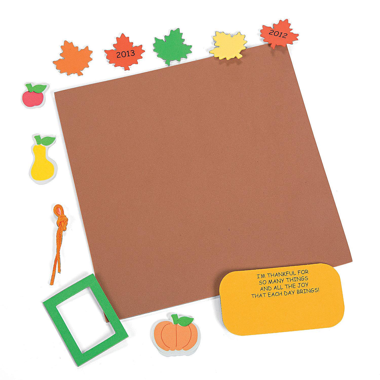 Handprint Peppermint Keepsake Craft Kit