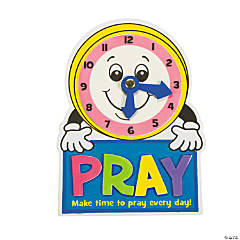 Prayer Reminder Magnet Craft Kit