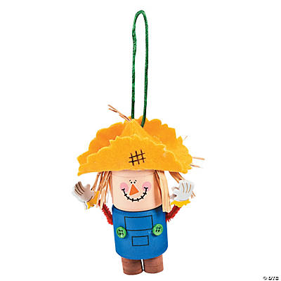 Scarecrow Marshmallow Craft Kit