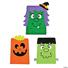 Halloween Lacing Craft Kit