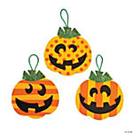 Jack-O'-Lantern Ornament Craft Kit