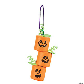 Pumpkin Marshmallow Craft Kit