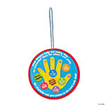Handprint Prayer Sign Craft Kit