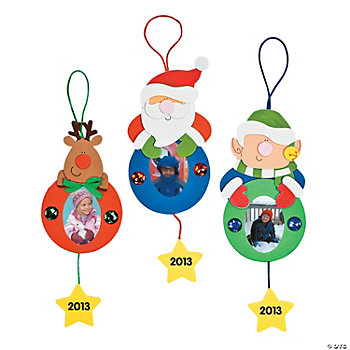 2012 Holiday Ornament Craft Kit