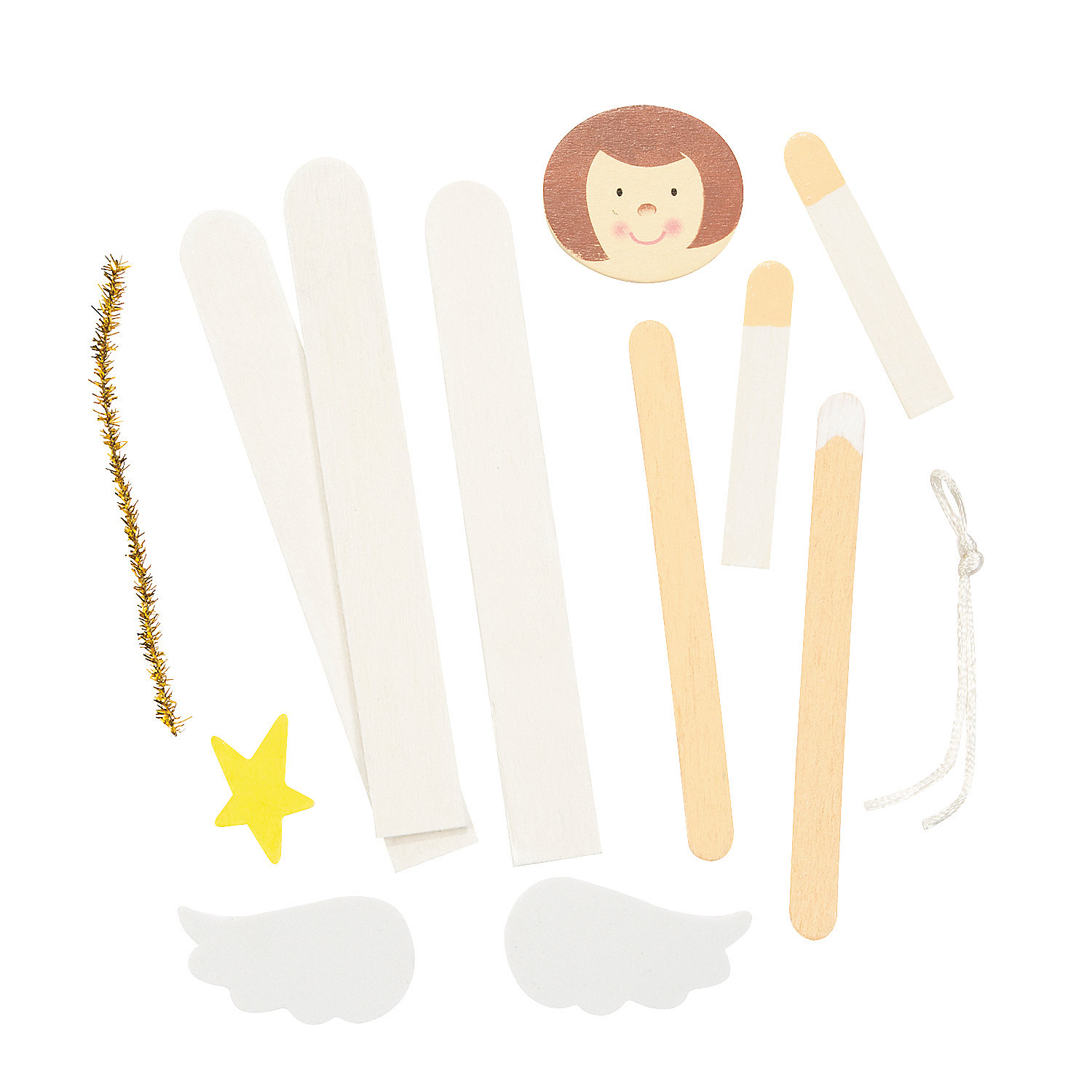 angel popsicle stick craft angel popsicle stick craft for sunday