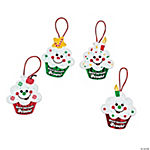 """Happy Birthday Jesus!"" Cupcake Ornament Craft Kit"