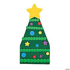 Christmas Tree Bag Craft Kit