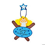Craft Stick Manger Craft Kit