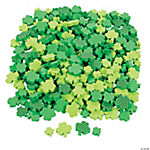 St. Patrick's Day Shamrock Beads
