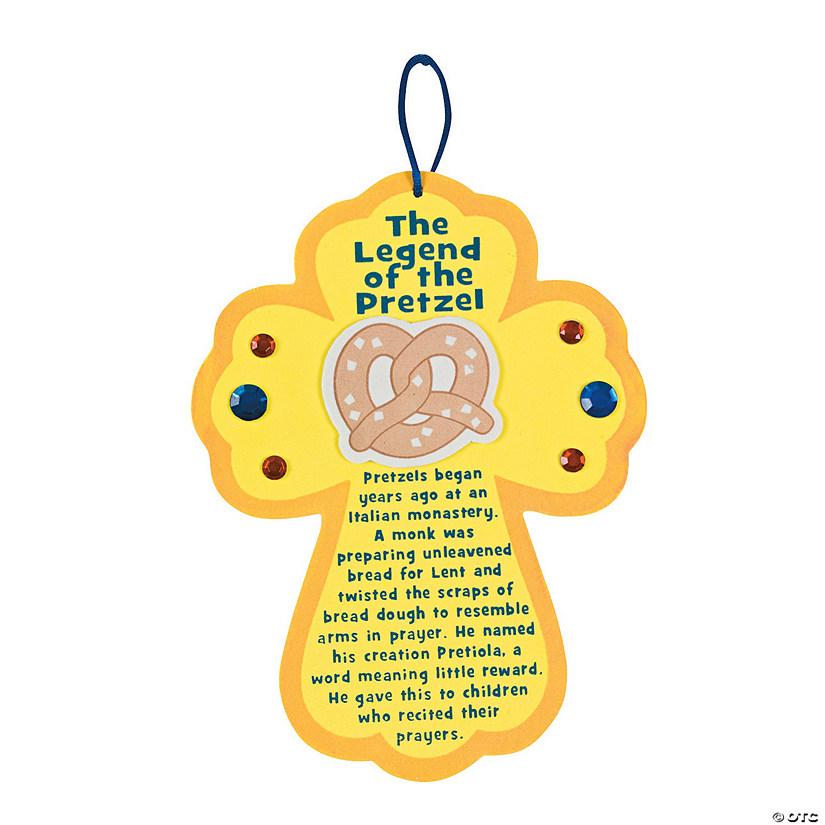 The Legend Of The Pretzel Sign Craft Kit