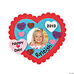 2013 Valentine's Day Photo Frame Magnet Craft Kit