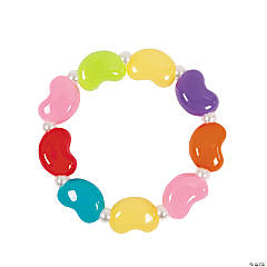 Jelly Bean Bracelet Craft Kit
