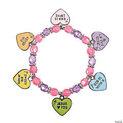 Sweet Blessings Charm Bracelet Craft Kit
