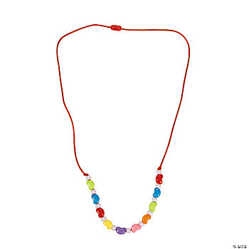 Jelly Bean Necklace Craft Kit