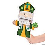 St. Patrick Paper Bag Puppet Craft Kit