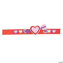 Valentine Headband Craft Kit