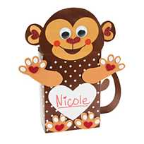 Valentine Card Holder Craft Kit