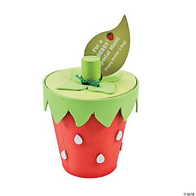 Berry Sweet Mother's Day Treat Container Craft Kit
