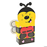 Valentine Bee Card Box Craft Kit