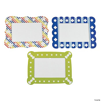 """Jewel It"" Photo Frames"