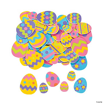 Easter Egg Shapes