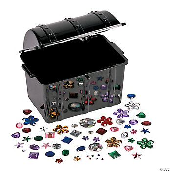 Jewel Treasure Chest