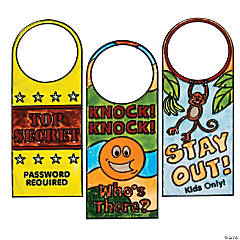 Everyday Sun Catcher Doorknob Hanger