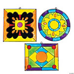 Stained Glass Sun Catchers