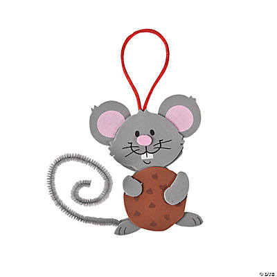 Mouse with Cookie Craft Kit