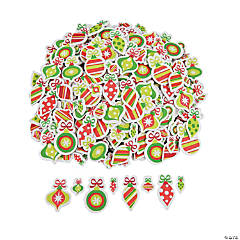 Ornament Self-Adhesive Shapes