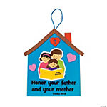 Mom & Dad Sign Craft Kit