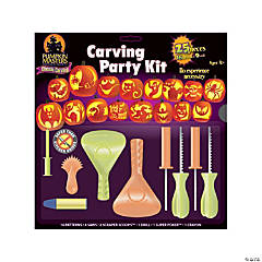 Pumpkin Carving Party Kit