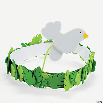 Palm And Dove Headband Craft Kit