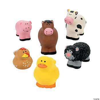 DIY Ceramic Farm Animals