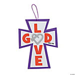 God's Nail Love Sign Craft Kit