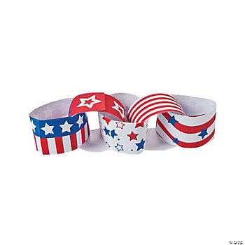 Stars & Stripes Chain Craft Kit