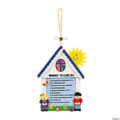 10 Commandments For Kids Craft Kit