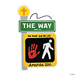 New York Handprint Sign Craft Kit