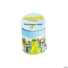 Tzedakah Box Craft Kit