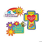 """Trust In The Lord"" Magnet Craft Kit"