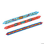 Color Your Own Super Hero Tie On Headband