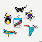 Bug Enamel Charms