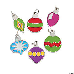 Ornament Enamel Charms