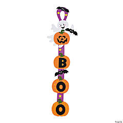Ghost Door Hanger Craft Kit