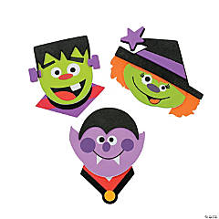 Halloween Magnet Craft Kit