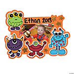 Monster Photo Frame Magnets Craft Kit